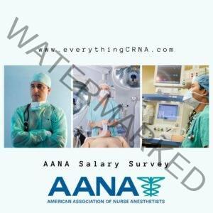 CRNA Salary AANA Survey