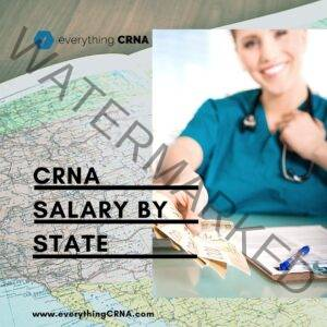 CRNA Salary by State