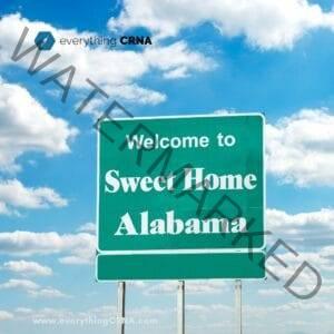 CRNA Schools in Alabama