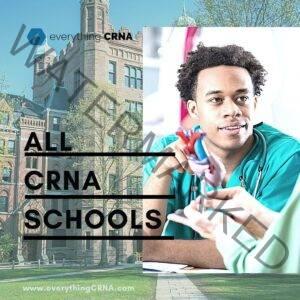 All CRNA Schools