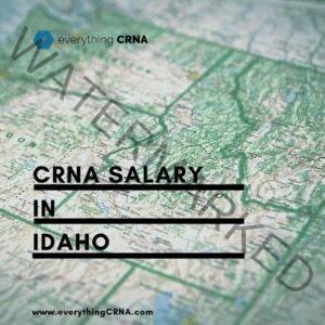 crna salary in idaho