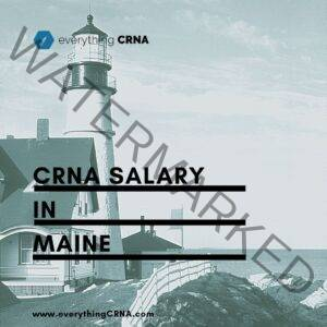 crna salary in maine