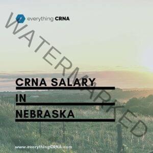 crna salary in nebraska