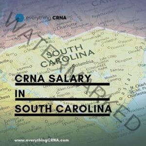 crna salary in south carolina