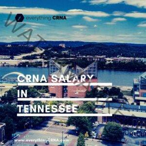 crna salary in tennessee