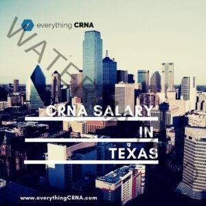 crna salary in texas