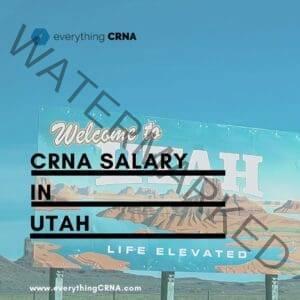crna salary in utah