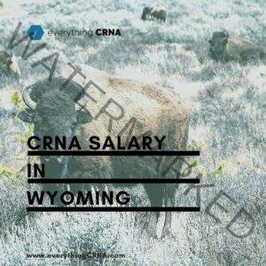 crna salary in wyoming