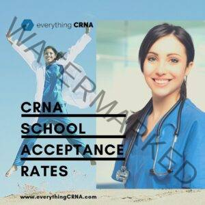 crna school acceptance rate