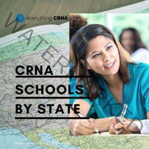 CRNA Schools by State