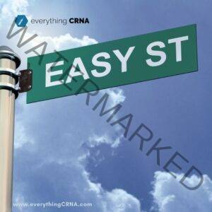 easiest crna programs to get into
