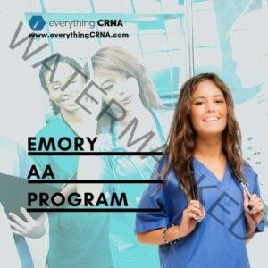 Emory AA Program