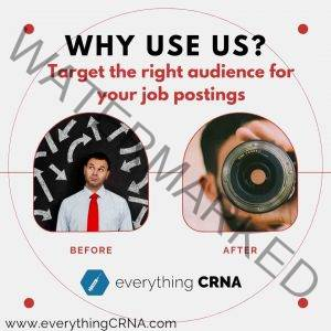Why use us to post a crna job