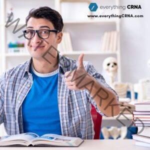 CRNA Program Course Load 4
