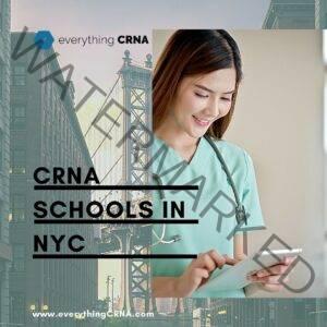 CRNA Schools in NYC