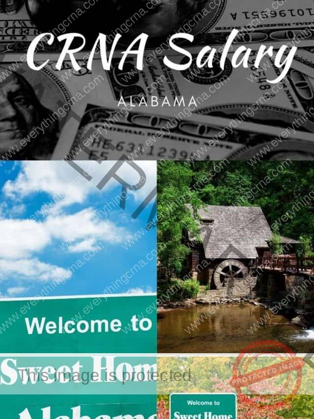 CRNA Salary in Alabama