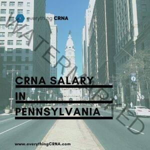 crna salary in pennsylvania