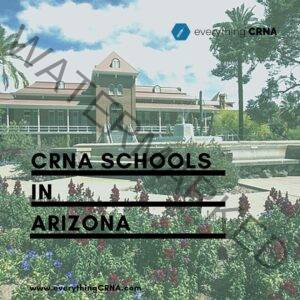 crna schools in arizona