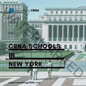 crna schools in new york