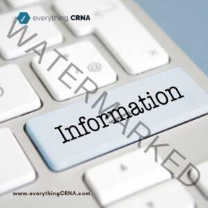 CRNA Programs in AL Information