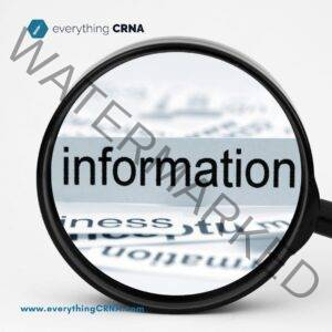 CRNA Programs in CA Information