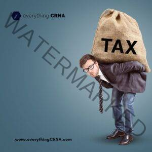 CRNA Salary Houston After Taxes