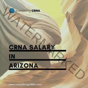 crna salary in arizona