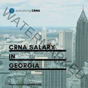 crna salary in georgia