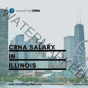 crna salary in illinois
