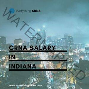 crna salary in indiana