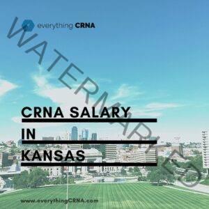 crna salary in kansas