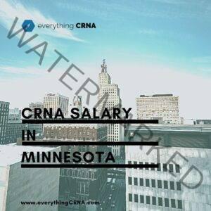 crna salary in minnesota