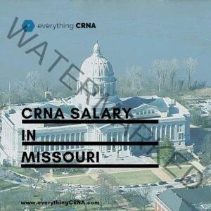 crna salary in missouri