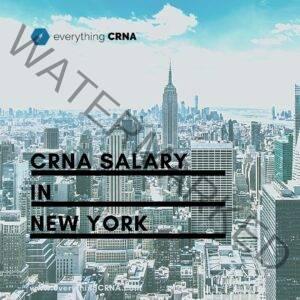 crna salary in new york