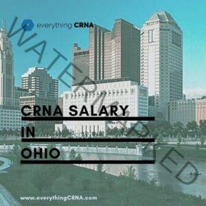 crna salary in ohio