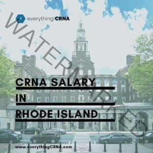 crna salary in rhode island