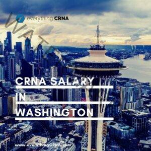 crna salary in washington