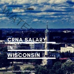 crna salary in wisconsin