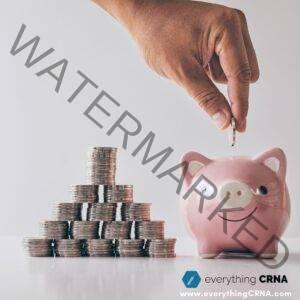 CRNA Money Considerations