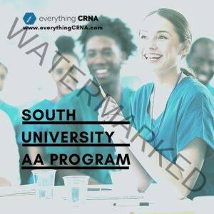 South University AA Program