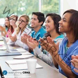 CRNA Leap Students